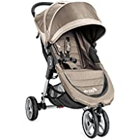 Baby Jogger 2016 City Mini 3W Single Stroller (Sand/Stone)