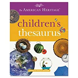 Houghton Mifflin - 2 Pack - American Heritage Children\'s Thesaurus Hardcover 288 Pages \