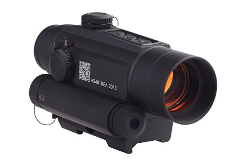 Holosun Infiniti Red Dot Sight With Red Laser And Waterproof Laser Cap