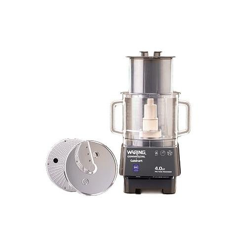 Waring Commercial FP40 Batch Bowl Food Processor, 4-Quart