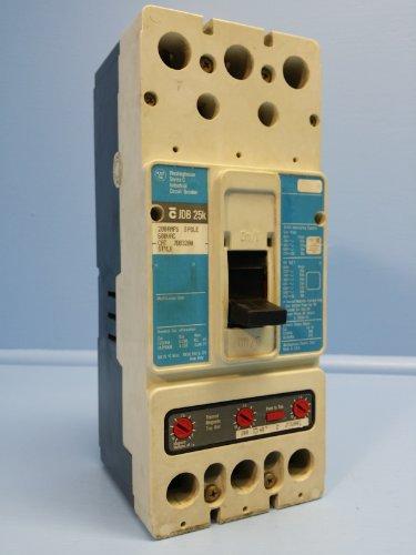 Westinghouse Jdb3200 200 Amp Matte Circuit Breaker 200A Jt3200T Ch Cutler-Hammer