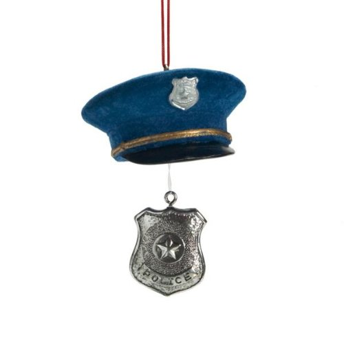 Police Officer Christmas Stocking