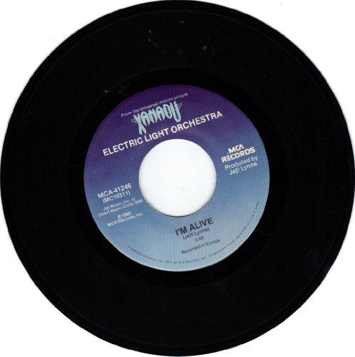 Electric Light Orchestra/I'M Alive/45Rpm Record