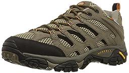 Merrell Men\'s Moab Ventilator Hiking Shoe,Walnut,13 M US