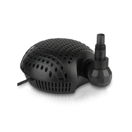 Aquamarin pompa filtro laghetto giardino 150w for Pompa filtro per laghetto tartarughe