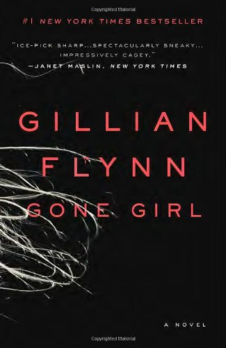 |Book cover to 'Gone Girl'