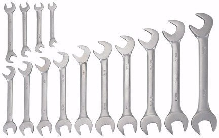 14pc Combination Angle Wrench Set SAE (Sae Angle Wrench compare prices)