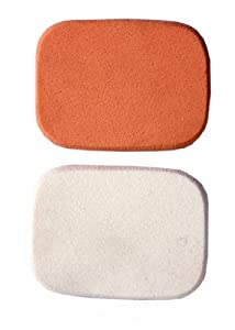Bare Essentials Compact Sponge (2 Pieces)