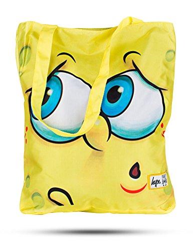 hype-x-bob-leponge-sac-fourre-tout-jaune-hype-x-spongebob