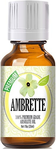Ambrette (30ml) 100% Pure, Best Therapeutic Grade Essential Oil - 30ml / 1 (oz) Ounces