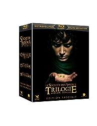 Coffret Trilogie Le Seigneur des Anneaux - Intégrale Versions longues - 15 disques [Blu-ray]