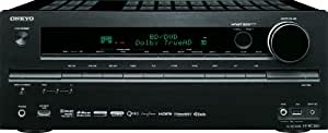Onkyo HT-RC360 7.2-Channel Network Audio/Video Receiver (Black) (Discontinued by Manufacturer)