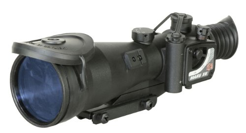 ATN Mars6-WPT Gen WPT, 6X Night Vision Weapon Sight