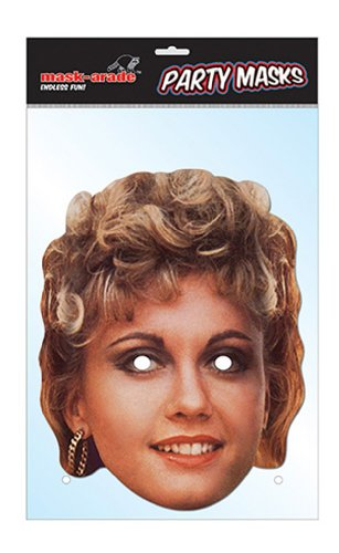 Olivia Newton-John Celebrity Face Mask