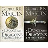 A Dance with Dragons Book 5 Part 1 & 2 of a Song of Ice and Fire (A Game of Thrones) (a Song of Ice and Fire, Book 5)