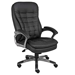 Pillow Top High Back Executive Chair