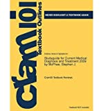 img - for [ Studyguide for Current Medical Diagnosis and Treatment 2009 by McPhee, Stephen J. BY Cram101 Textbook Reviews ( Author ) ] { Paperback } 2013 book / textbook / text book