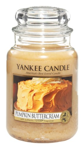 Yankee Candle 22 oz. Pumpkin Buttercream Candle