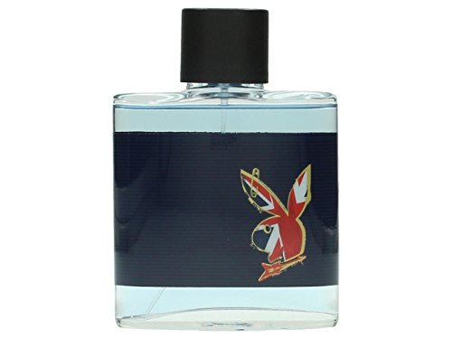 Playboy London Men Eau de Toilette, Unisex, 100 ml