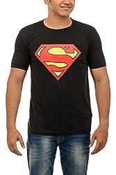 Shop Your Style Men's Cotton T-Shirt (ZYN00B1_XXL, Black, XX-Large)