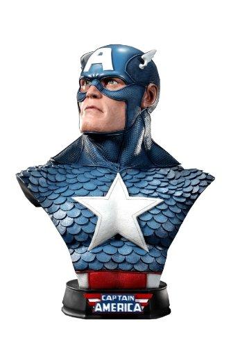 キャプテン・アメリカ: ザ・ファースト・アベンジャー/ キャプテン・アメリカ ライフサイズバスト