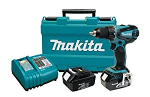 Makita LXFD01 18V LXT Lithium-Ion Cordless 1/2 Inch Driver-Drill Kit