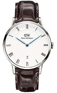 [ダニエルウェリントン]Daniel Wellington 腕時計 ウォッチ 1122DW 38mm Dapper ダッパー クラシック レトロ メンズ [並行輸入品]