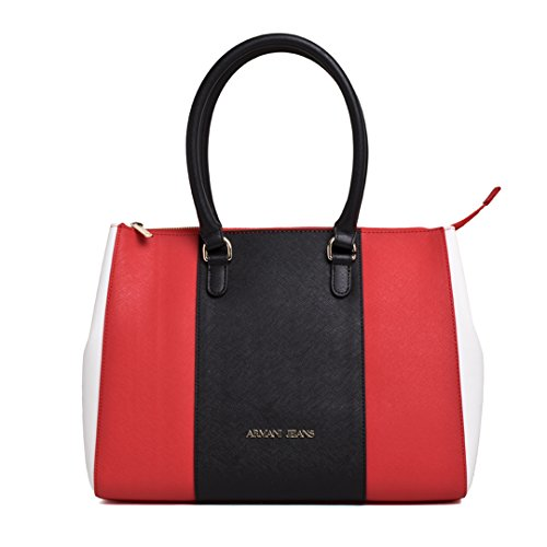 Borsa donna Armani Jeans, shopping art. C5274S6 (Rosso)
