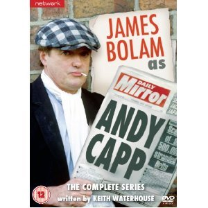 Andy Capp The Complete Series DVD James Bolam Keith Waterhouse