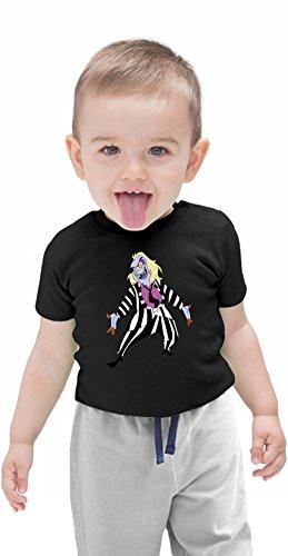 Beetlejuice Organic Baby T-shirt 12 - 18 Months