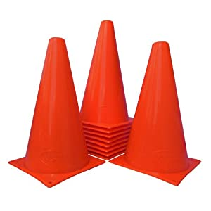 World Sport Set of 15 Standard Nine Inch Cones