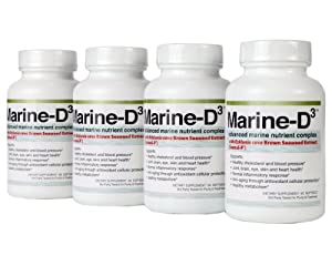 ★Marine-D3 ★ Superior Anti Aging Supplement Seanol-P With High Form of Omega-3 ★ 340 mg of Calamarine ★ 1000 mg of Vitamin D3 ★ Only Formulation of it's Kind ★ 4 Month Supply ★ Outstanding Price ★ Maximum Heart ★ Joint Relief ★ Brain Support ★ Increased Energy with Powerful Antioxidants ★ Great Reviews ★ 60 Day Money Back Guarantee ★ No Questions Asked★ 24/7 Customer Support ★ By Marine Essentials