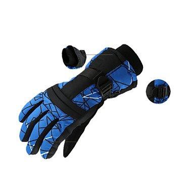 ZMW-Doigt-complet-Gants-hivernaux-Femme-Homme-Garder-au-chaud-Etanche-Ski-Snowboard-PU