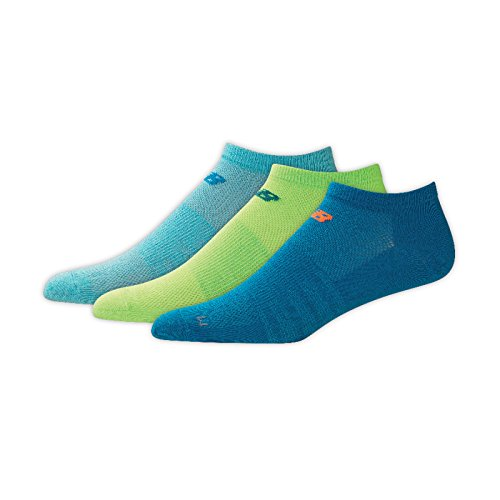 new-balance-kids-solid-no-show-calcetines-3-pares