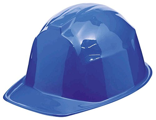 Blue Construction Hats - 1