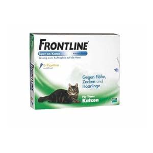 Frontline Spot on K 6 Stück