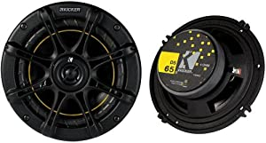 Kicker DS Coax Speakers (Pair Cell s)
