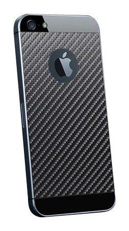 【国内正規代理店品】SPIGEN+SGP+iPhone5+スキンガード+[カーボン・ブラック]+【SGP9571】