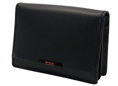 Tumi Tumi Men's Quantum Gusseted Card Case Wallet