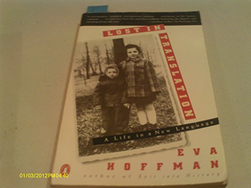 memory in exile eva hoffmans lost The children of the generation who survived the holocaust have lived with the pain all their lives in after such knowledge, eva hoffman argues that it might now be time for them to let go.