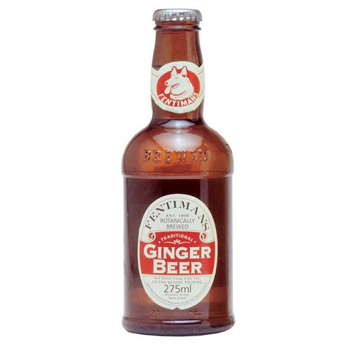 Fentimans Ginger Beer 275 ml (Pack of 4)
