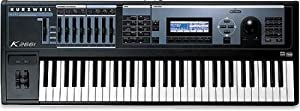 Kurzweil K2661 61-Key Pro Keyboard Workstation