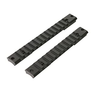 Warne TACTICAL BASE 1-PC WIN.70 L/A A Strong & True Platform For Optics Mount...