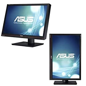 ASUS PA246Q 24-Inch Wide LCD Monitor - Black