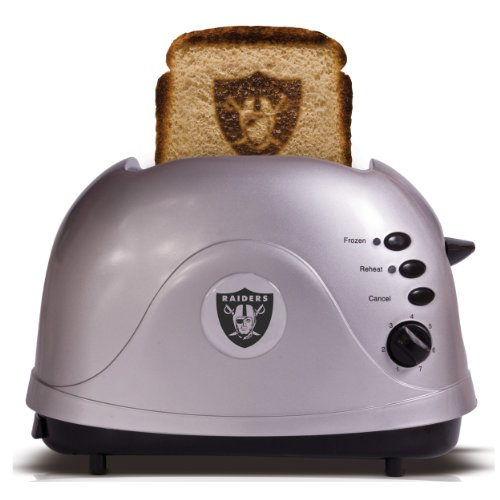 NFL Oakland Raiders Protoast Team Logo Toaster at Amazon.com