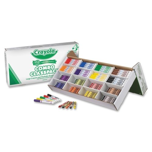 Large Box Of Crayons front-1029433