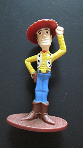 Disney Pixar Toy Story Woody PVC Figure - 1