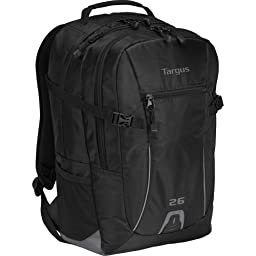 Targus, Sport 26L Backpack Notebook Carrying Backpack 16\