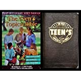 The Teen's Topical Bible, Leather Gift Edition (156292009X) by Honor Books