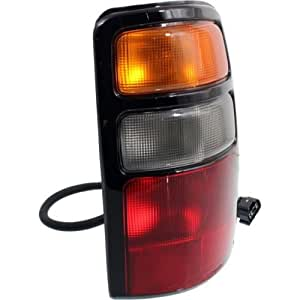 04-06 TAIL LAMP Right Passenger Side, Assembly - CAPA: Automotive